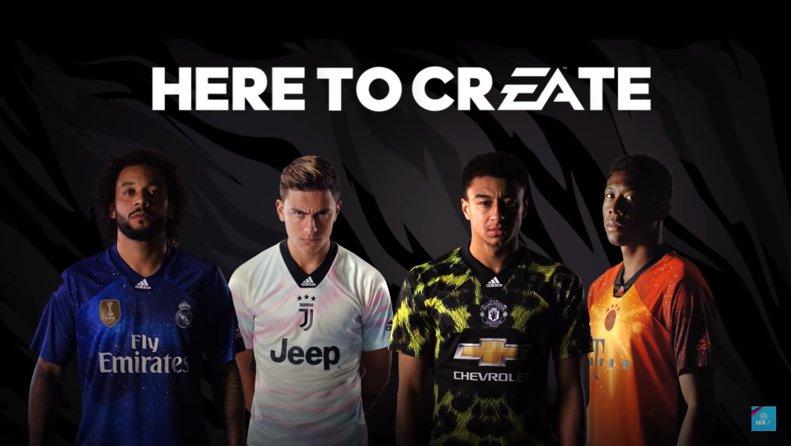 Preview] Adidas Football et EA SPORTS™ annoncent leur